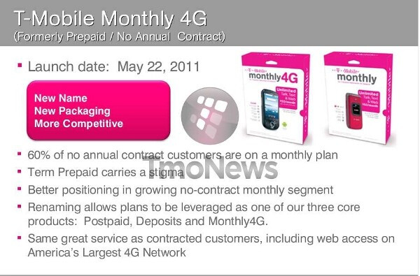 T-Mobile to re-introduce unlimited pre-paid on May 22nd