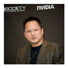 NVIDIA's CEO Jen-Hsun Huang - NVIDIA CEO outlines reasons for slow Android tablet sales