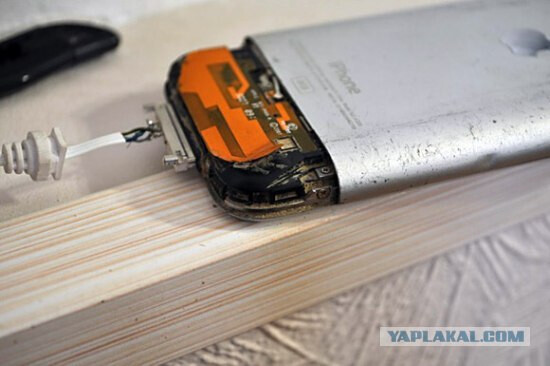 Apple iPhone survives three months under snow in -52.6F Russian winter