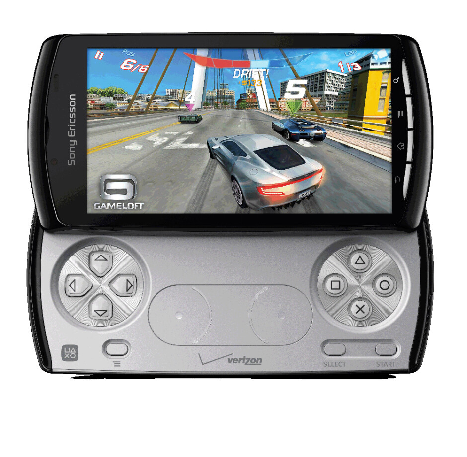Verizon's Sony Ericsson Xperia PLAY is launching May 26th; pre-orders available May 19th