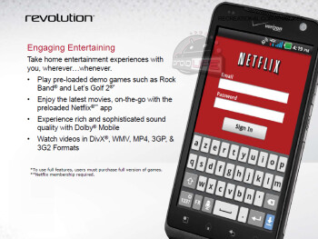 Even more proof points to a May 26th release for the LG Revolution