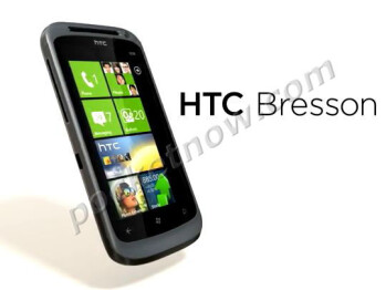 Placeholder image of the HTC Bresson.