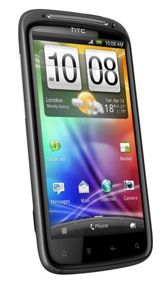 Vodafone UK is selling the HTC Sensation for free on monthly plans starting at £35 & up