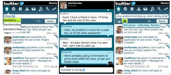 Twitter for BlackBerry version 2.0 graduates from beta; available to download now