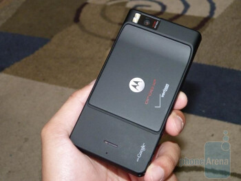 Motorola DROID X2 Hands-on & Unboxing