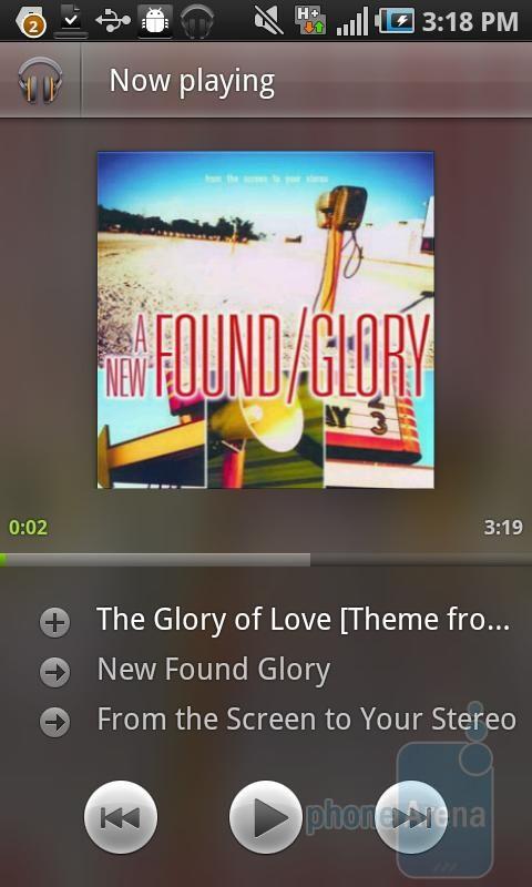 Google Music App for Android - Google Music Beta Demonstration