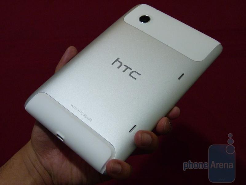 HTC Flyer Unboxing
