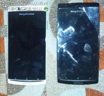 Sony Ericsson Xperia arc to come in black