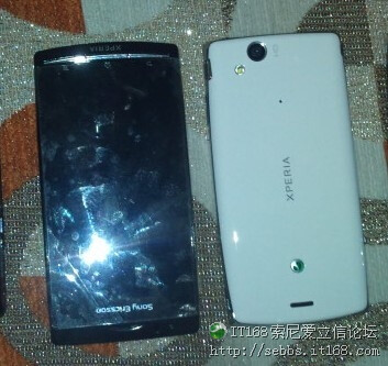 Sony Ericsson Xperia arc to come in black