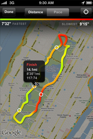 'Nike+ GPS' running app is free for a limited time