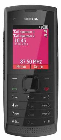 Dual-SIM Nokia X1-01 breaks cover, Nokia launches shipments of C2-00