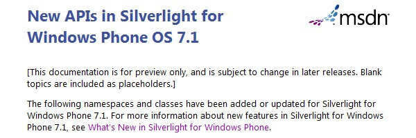 Windows Phone Mango to come as 7.1, IE9 served Flash-less