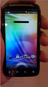 Pictures of the HTC Sensation 4G, expected to launch June 8th at T-Mobile