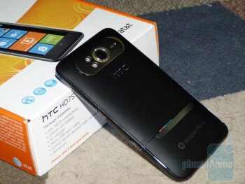 HTC HD7S Unboxing