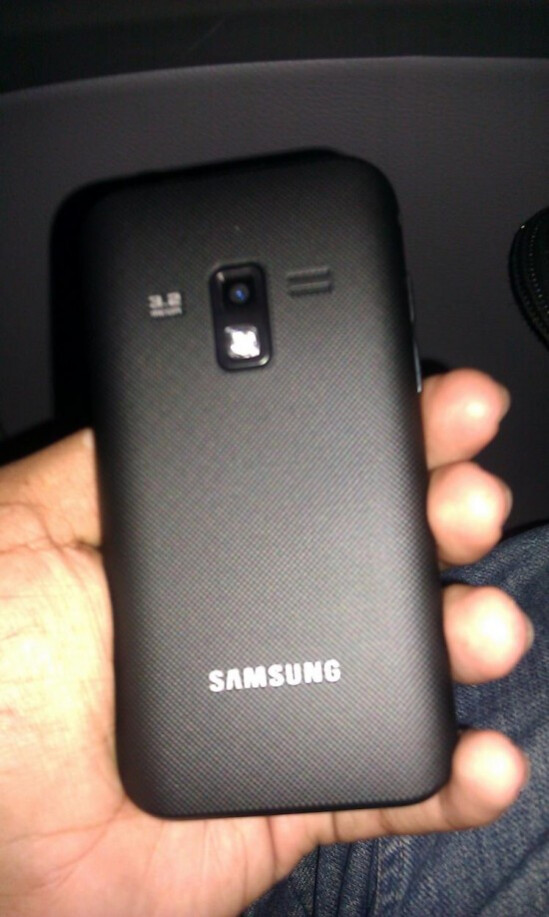 First photos of the Samsung SPH-D600 leak out