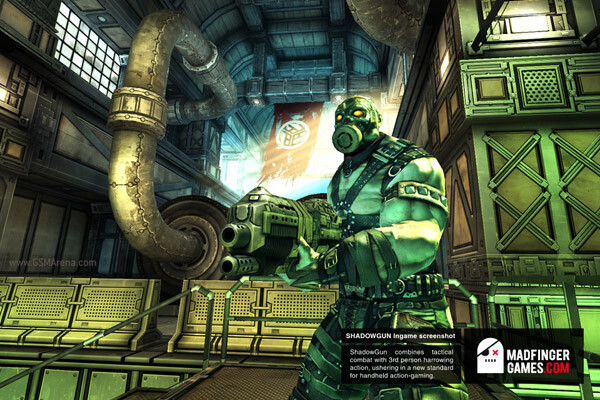 Shadow Gun to be the first game optimized for a quad-core chip