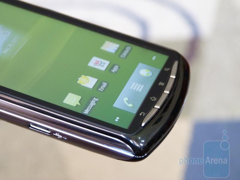 Sony Ericsson Xperia PLAY for Verizon Unboxing
