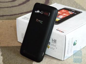HTC Trophy Unboxing