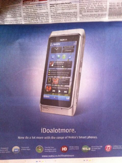 Nokia says iDoalotmore, challenging Apple with… Symbian