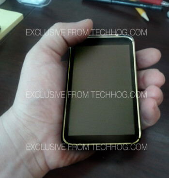 Alleged first image of the next Nexus branded smartphone is leaked