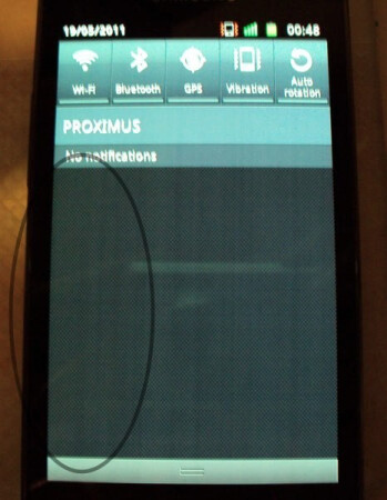 Some Samsung Galaxy S II displays are turning yellow
