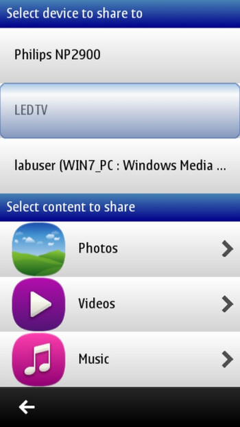 Nokia Play To app streams movies from your phone wirelessly to your DLNA TV