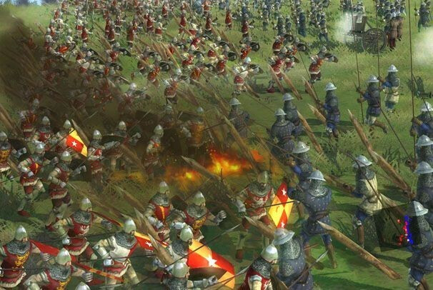 Great Battles Medieval is dual-core optimized - What can dual-core do for you: a course refresher what the A5 chip will bring to the Apple iPhone 4S