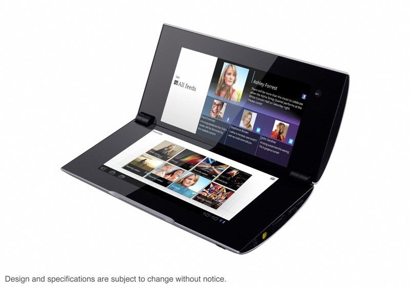 Sony S2 dual-screen Android tablet makes a pass through ...