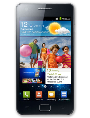 Samsung Galaxy S II дебютира в търговската мрежа на VIVACOM