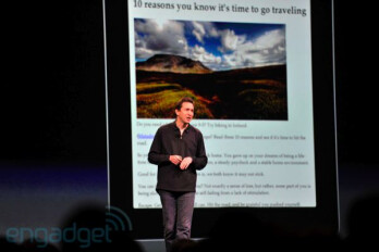 Apple announces iOS 5, a major release