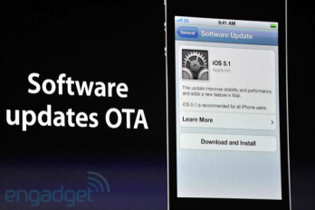 Apple announces iOS 5, a major release