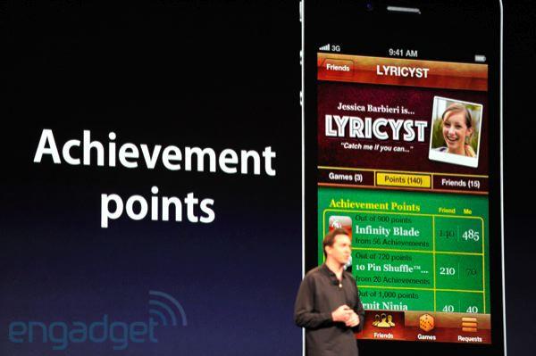 Game Center with profile photos - Apple announces iOS 5, a major release