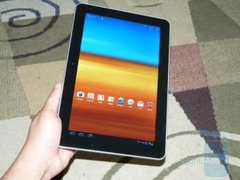 Samsung Galaxy Tab 10.1 Unboxing