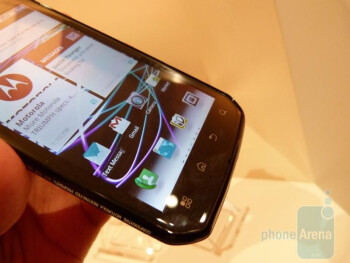 Motorola PHOTON 4G Hands-on