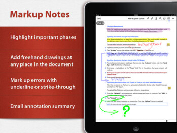 PDF Expert 2.5 for iPad gets virtual document signing, takes the office in the field