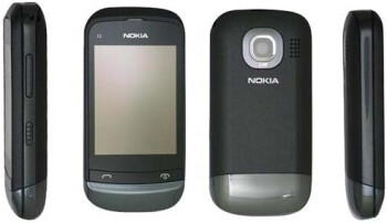 Nokia C2-02 pictures leak out: to be the first touch-and-type dual-SIM device