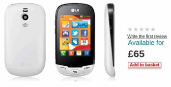 The LG Ego is a feature phone for Vodafone packed with Wi-Fi to boost its ego