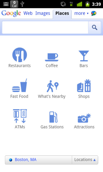 Google Mobile search gets fancy new features to take down Yelp