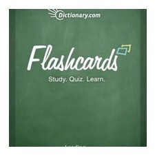 Flashcards.com for Android gives you 70,000 subjects to choose from
