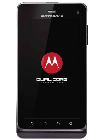 Essentially the Motorola DROID 3, the Milestone XT883 is official in China
