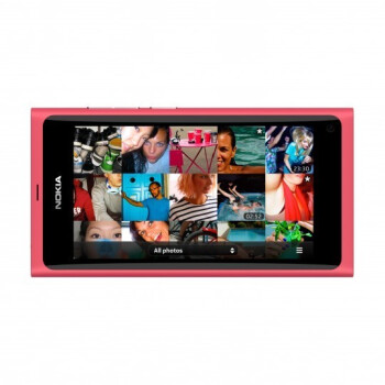 Nokia officially introduces the MeeGo powered Nokia N9, the first pure touchscreen phone