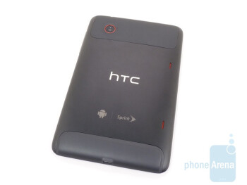 "The HTC  EVO View 4G is a 7"" Android 2.3 tablet"