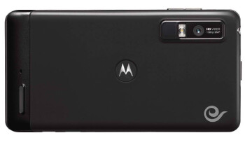 The Motorola DROID 3 will probably mimic the looks and functionality of the Milestone XT883, pictured above