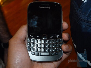 RIM BlackBerry Bold 9900 Hands-on