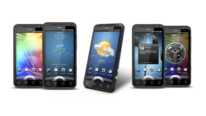 """HTC EVO 4G+ quietly announced: 4.3"""" qHD screen, 1.2GHz ..."""