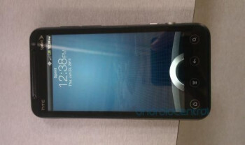 The HTC EVO 3D was spotted at Sam's Club on the eve before its launch