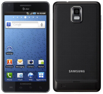 The Samsung Infuse 4G