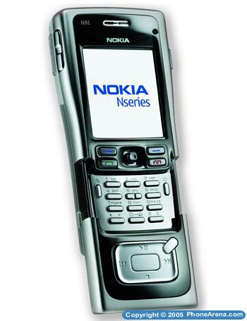 FCC approves Nokia Symbian smartphones – N91 (4GB) and E70 (QWERTY)