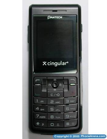 Pantech PG-C120 slim phone scores FCC approval – coming to Cingular?