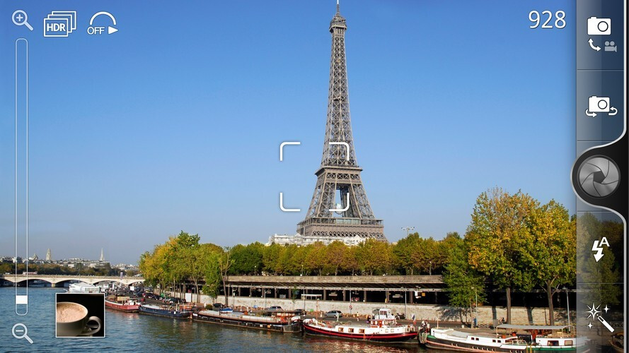 The European version of the HTC EVO 3D is capable of taking HDR photos - HTC EVO 3D to launch across Europe in July